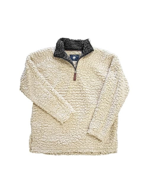 eaf2e8ad4 Monogrammed Youth Sherpa Pullover - Peggy s Gifts   Accessories ...